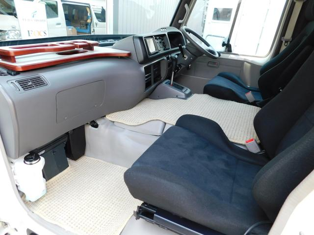 キャンピングカー ナッツRV ボーダーバンクス ディーゼルT(72枚目)