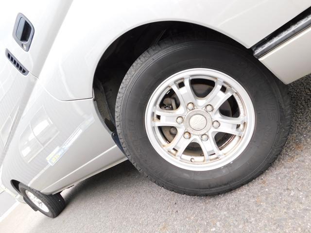 キャンピングカー ノースライフ 北斗 3000ccディーゼルTB 不適合車 パートタイム4WD FFヒーター ツインサブバッテリー 走行充電 外部電源・充電器 1500Wインバーター サイドオーニング(38枚目)