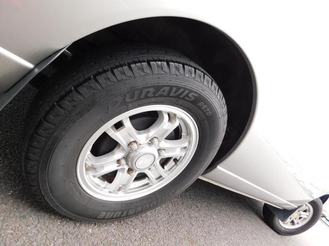 キャンピングカー ノースライフ 北斗 3000ccディーゼルTB 不適合車 パートタイム4WD FFヒーター ツインサブバッテリー 走行充電 外部電源・充電器 1500Wインバーター サイドオーニング(40枚目)