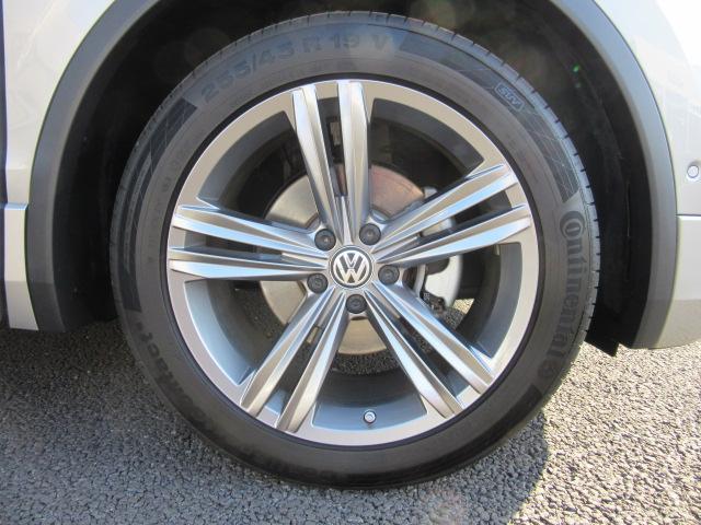 フォルクスワーゲン VW ティグアン TSI R-Line