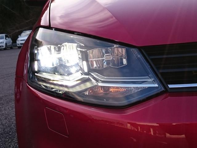 フォルクスワーゲン VW ポロ TSI Comfortline 認定中古車保証付き