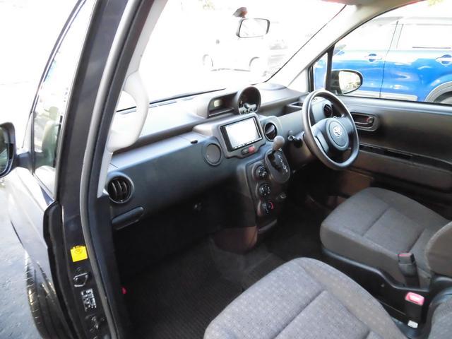トヨタ スペイド X HDDナビ 地デジ ETC パワースライド Pスタート