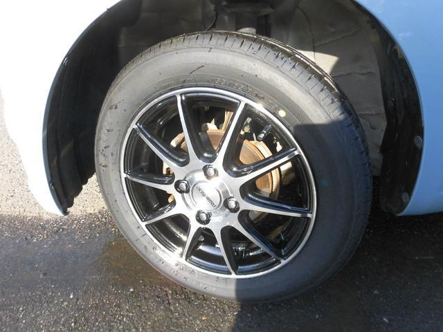 新品アルミ新品タイヤ交換して有ります☆
