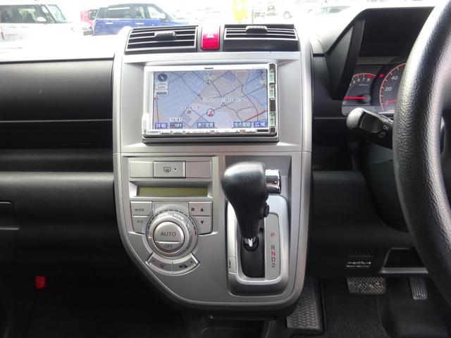 W HDDナビ 地デジワンセグ ETC車載器 純正アルミ 新品タイヤ交換済 オートエアコン HIDヘッドライト ベンチシート スマートキー ルーフスポイラー(25枚目)