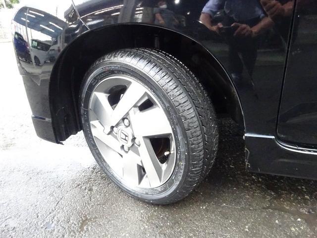 W HDDナビ 地デジワンセグ ETC車載器 純正アルミ 新品タイヤ交換済 オートエアコン HIDヘッドライト ベンチシート スマートキー ルーフスポイラー(50枚目)