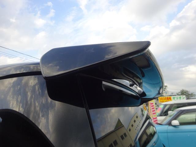 W HDDナビ 地デジワンセグ ETC車載器 純正アルミ 新品タイヤ交換済 オートエアコン HIDヘッドライト ベンチシート スマートキー ルーフスポイラー(55枚目)
