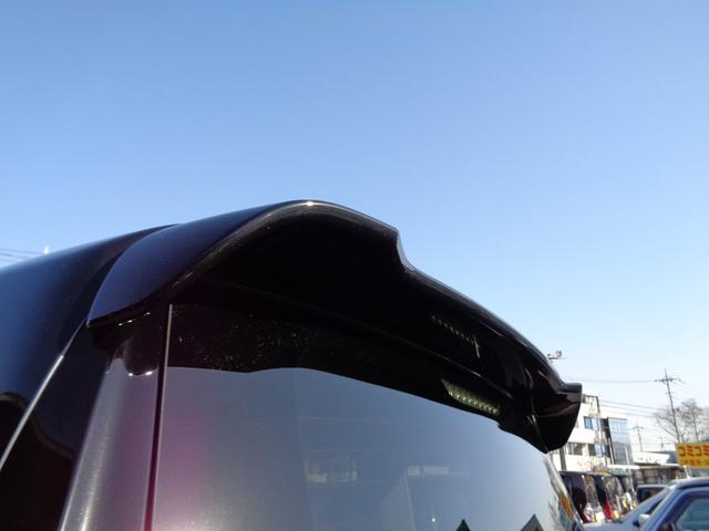 X HDDナビ 地デジ 両側スライドドア左電動 ルーフスポイラー プッシュスタート スマートキー タイミングチェーン(58枚目)