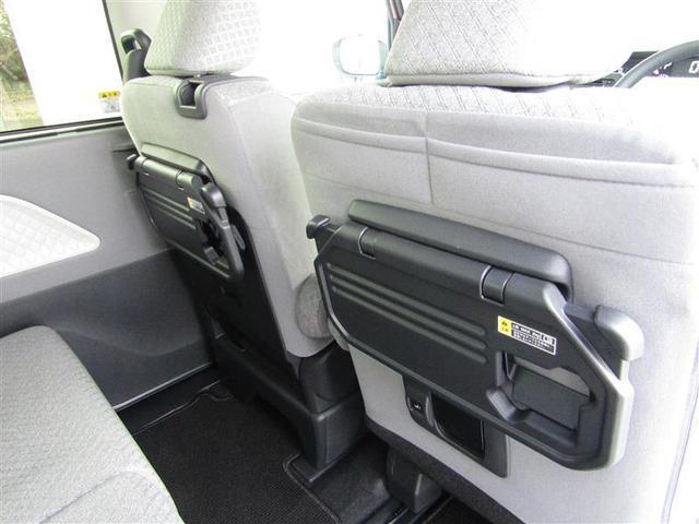 Xセレクション 衝突被害軽減システム 電動スライドドア シートヒーター LEDヘッドランプ アイドリングストップ 運転席・助手席格納式背面テーブル 記録簿(18枚目)