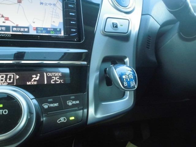 トヨタ プリウスアルファ S メモリーナビ フルセグ バックモニター ETC