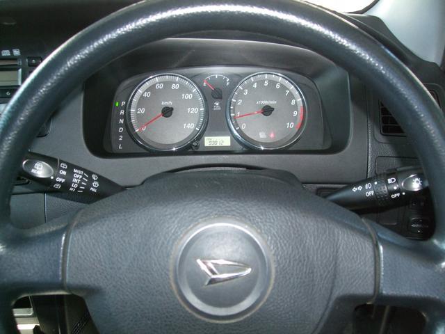 ダイハツ ムーヴ カスタム R 4WD ターボ CD MD