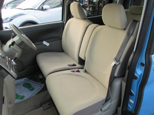 運転席・助手席も広いです!ドライブも楽しめますね♪