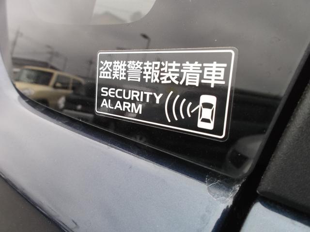 セキュリティーアラーム付いてます。