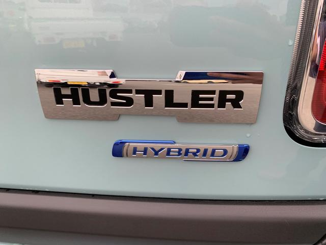 HYBRID X 全方位カメラ付き9インチナビ 新車保証継承(50枚目)