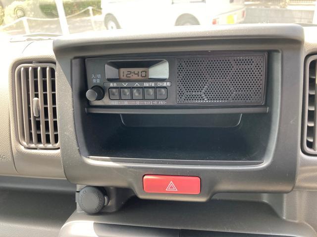 PC 3型 ラジオ 5MT パートタイム4WD バイザー付き(3枚目)