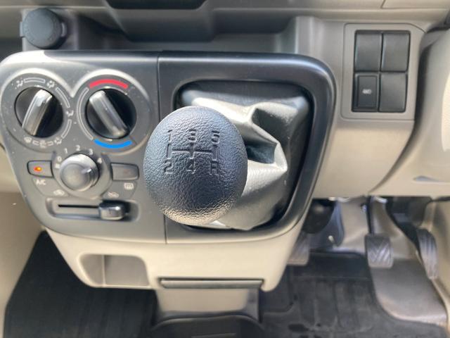 PC 3型 ラジオ 5MT パートタイム4WD バイザー付き(8枚目)