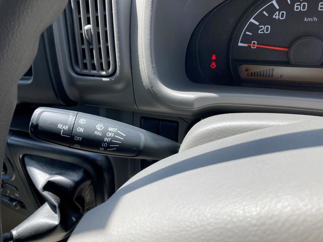 PC 3型 ラジオ 5MT パートタイム4WD バイザー付き(60枚目)