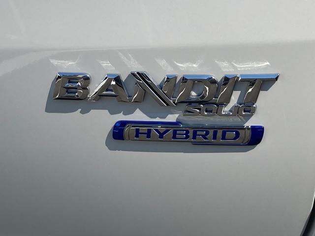 バンディット HYBRID MV 2型 4WD衝突被害軽減B(12枚目)