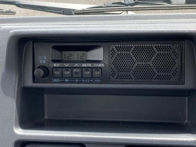 KCエアコンパワステ 4型  ラジオ パートタイム4WD(3枚目)