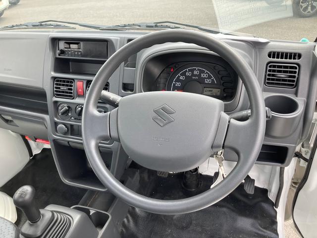 KCエアコンパワステ 4型  ラジオ パートタイム4WD(4枚目)