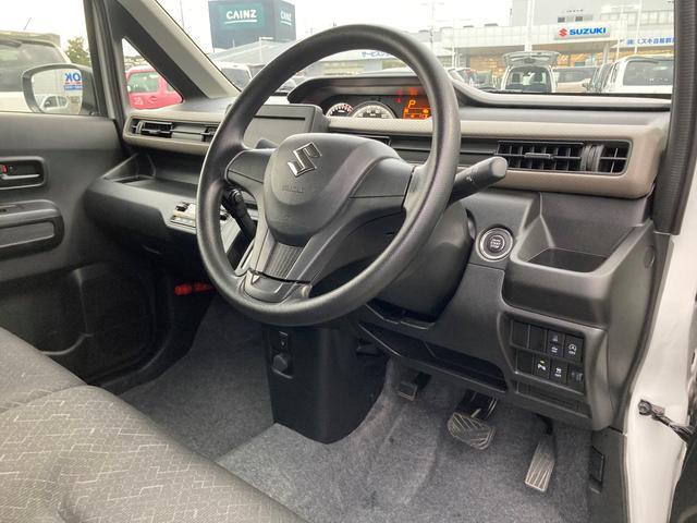 HYBRID FX 2型 スズキセーフティサポート 新車保証(62枚目)
