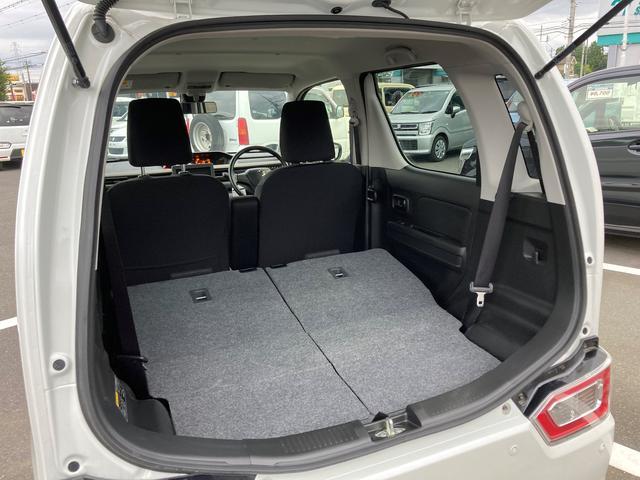 HYBRID FX 2型 スズキセーフティサポート 新車保証(69枚目)