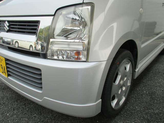FXリミテッドII 純正フルエアロ タイヤ2本新品交換(8枚目)
