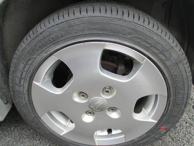 FXリミテッドII 純正フルエアロ タイヤ2本新品交換(11枚目)