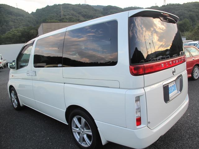 「日産」「エルグランド」「ミニバン・ワンボックス」「埼玉県」の中古車4