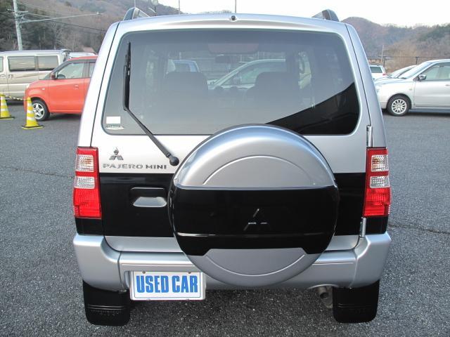 エクシード 4WDターボ ETC ディーラー整備車 タイヤ4本新品交換マフラー新品交換渡し(3枚目)