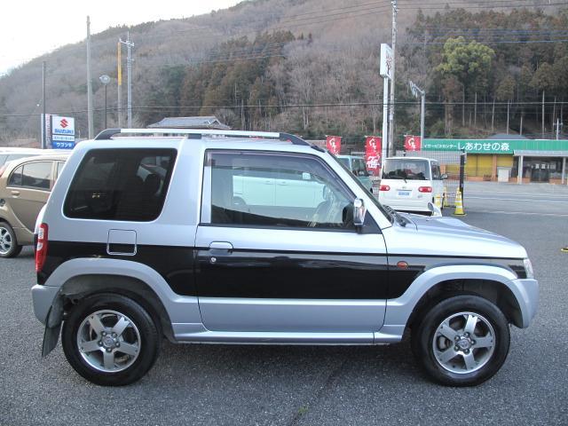 エクシード 4WDターボ ETC ディーラー整備車 タイヤ4本新品交換マフラー新品交換渡し(4枚目)