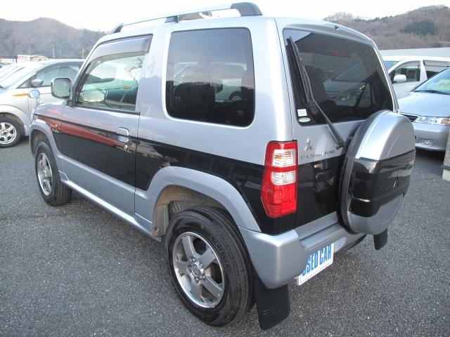 エクシード 4WDターボ ETC ディーラー整備車 タイヤ4本新品交換マフラー新品交換渡し(6枚目)