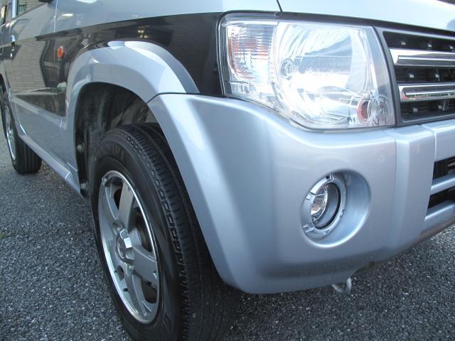 エクシード 4WDターボ ETC ディーラー整備車 タイヤ4本新品交換マフラー新品交換渡し(8枚目)