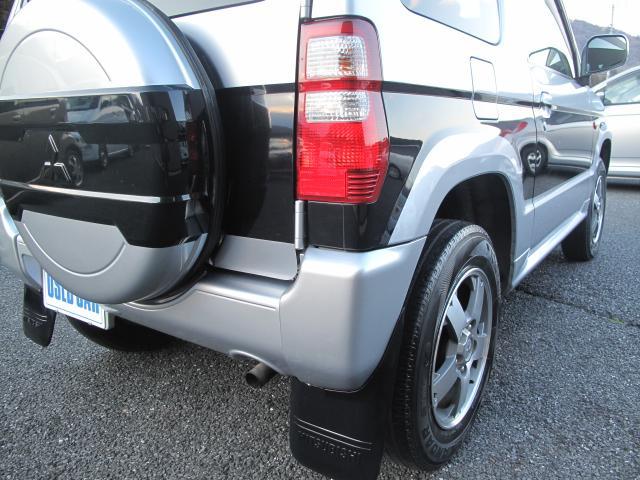 エクシード 4WDターボ ETC ディーラー整備車 タイヤ4本新品交換マフラー新品交換渡し(10枚目)