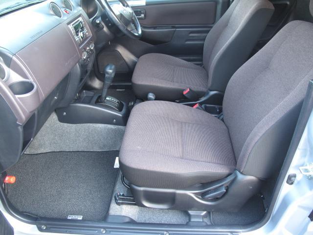 エクシード 4WDターボ ETC ディーラー整備車 タイヤ4本新品交換マフラー新品交換渡し(13枚目)