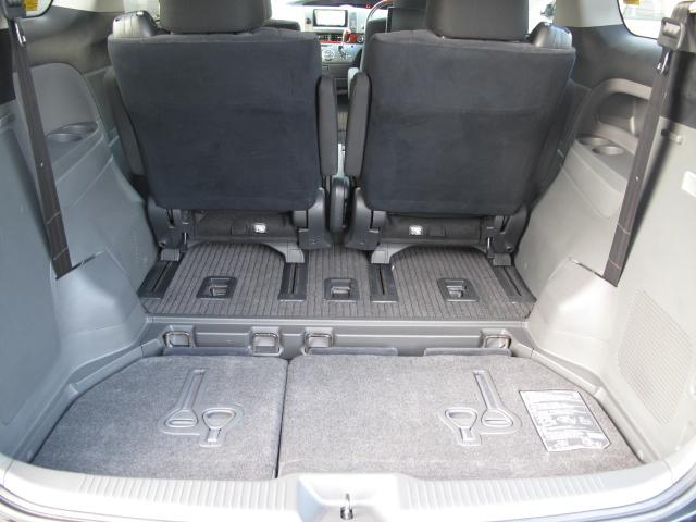 アエラス 両側リモコンパワースライドドア 7人乗りキャプテンシートオットマン HDDナビ テレビ バックモニター スマートキー ビルトインETC オートクルーズ(20枚目)