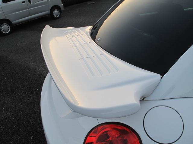 LZ 最終モデル 6速AT サンルーフ 黒革シート シートヒーター コーナーセンサー ETC エアロ スポーツマフラー(12枚目)