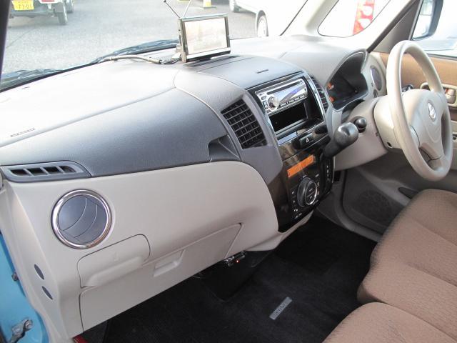 G 4WD リモコンパワースライドドア ナビ テレビ ETC スマートキー シートヒーター オートエアコン UVカットガラス(16枚目)