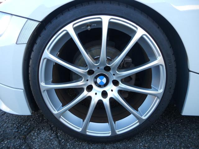 BMW BMW Z4 ロードスター2.5i 電動オープン ダウンサス
