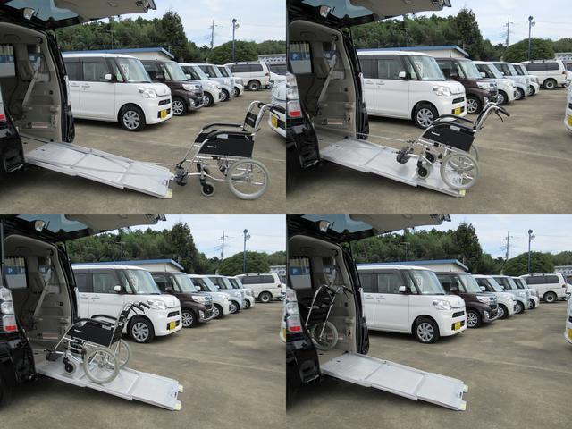 ホンダ N BOX+ G・Lパッケージ車いすスロープ 電動ウインチ 純ナビ