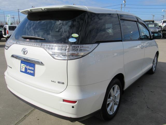 トヨタ エスティマ ウェルキャブ SリフトUPシート G4WD 電格サードシート