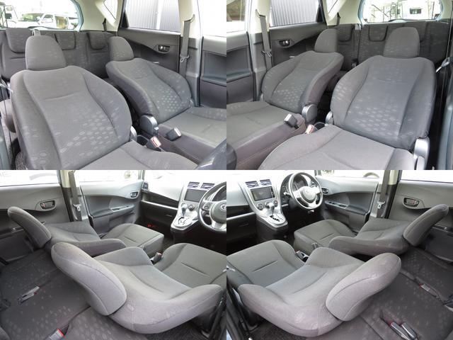 トヨタ ラクティス 1.3Xウェルキャブ 車いす仕様車Iリア席付 ナビ Bカメラ