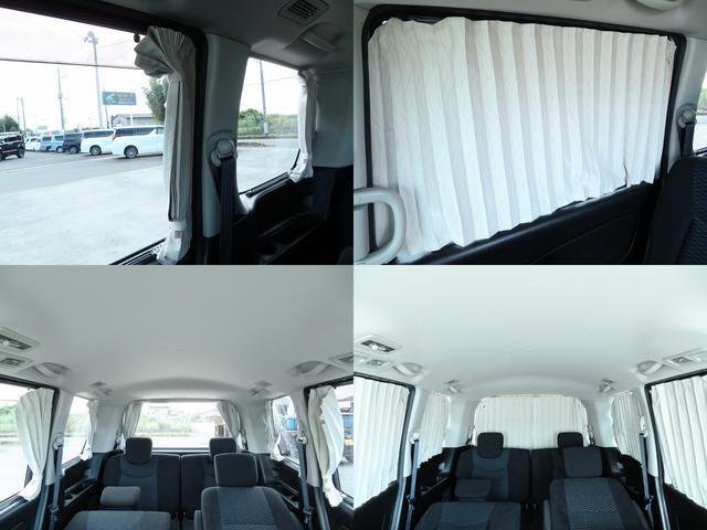 カーテンが装備されておりますので車内でゆっくり寛げます!