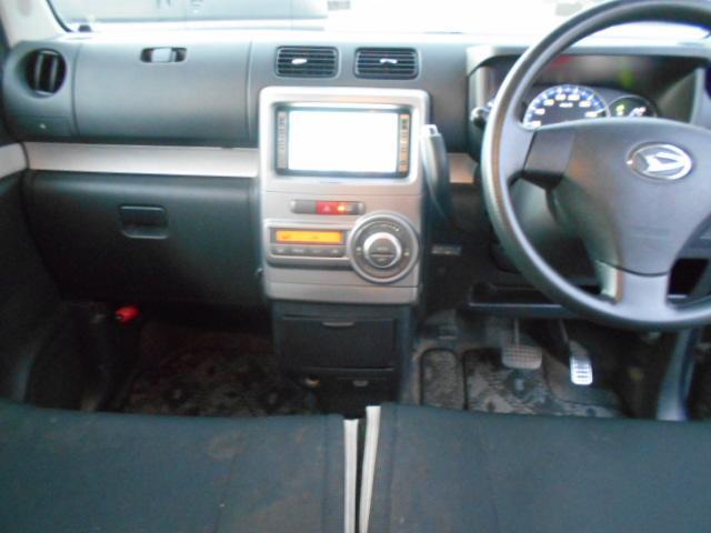 カスタム X 4WD タイミングチェーン TV DVD 音楽録音 スマートキー(10枚目)