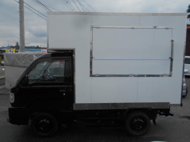 オートマチック キッチンカー キャンピングカー 1ナンバー貨物(3枚目)