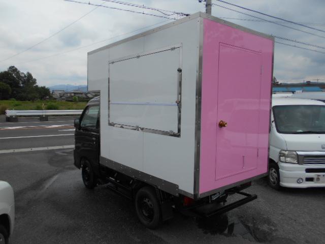 オートマチック キッチンカー キャンピングカー 1ナンバー貨物(4枚目)