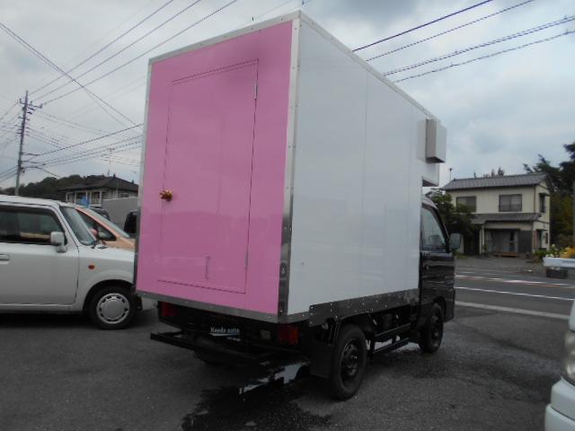 オートマチック キッチンカー キャンピングカー 1ナンバー貨物(6枚目)