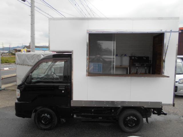 オートマチック キッチンカー キャンピングカー 1ナンバー貨物(10枚目)