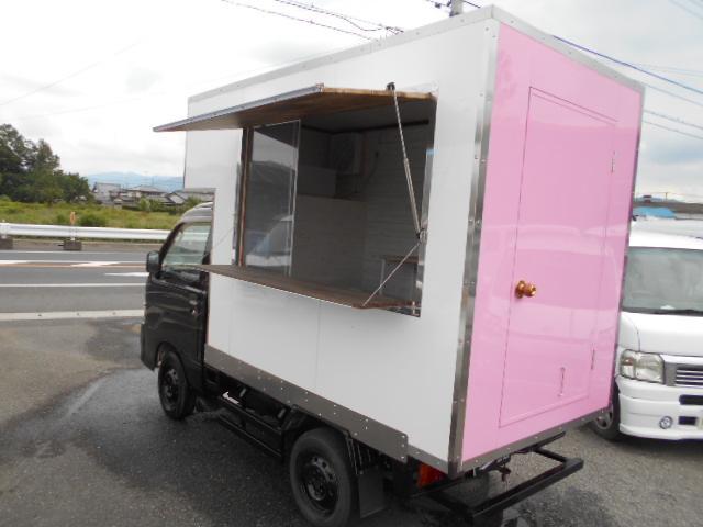 オートマチック キッチンカー キャンピングカー 1ナンバー貨物(11枚目)