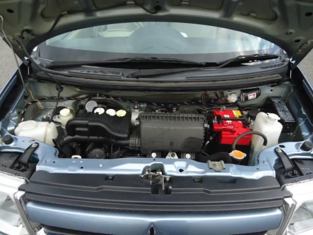 三菱 eKワゴン M 新品タイヤ バッテリー フロアマット付き