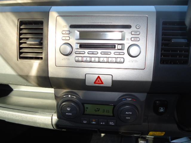 スズキ ワゴンR RR-DI ターボ アルミ エアロ